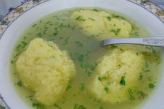 """Retete Culinare - Galuste """"infailibile"""" pentru supa"""