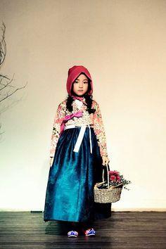 .한복 Hanbok : Korean traditional clothes[dress] #modernhanbok.