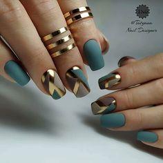 Chic Nails, Classy Nails, Stylish Nails, Trendy Nails, Simple Acrylic Nails, Best Acrylic Nails, Square Nail Designs, Classy Nail Designs, Nail Designer