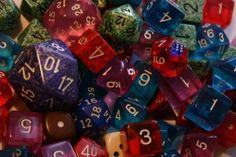 """Once your child learns to count, swapping the dot dice in their favorite board games for number dice can help them recognize single and mult... from """"How Young Children Learn Multi-Digit Numbers and the Meaning of Place Value"""" by Nicole Fravel."""