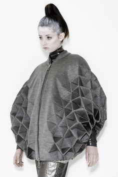 Fashion designer and creative pattern cutter