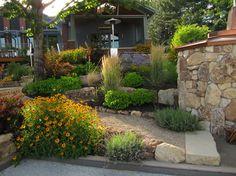 Craftsman Landscape Design Ideas, Pictures, Remodel and Decor