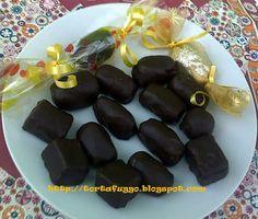 Tortafüggő Marisz: Vajkaramellás házi szaloncukor