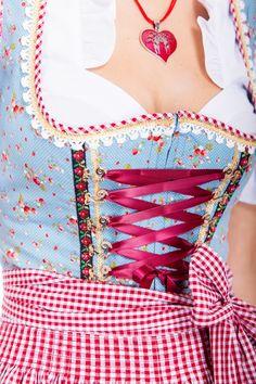 Kruger MADL Ladies Dirndl Dress 46735: Amazon.de: Clothing
