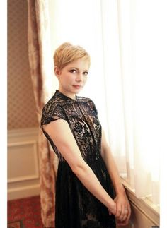 Michelle Williams- love her style!