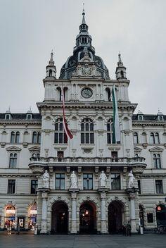 Graz Austria, Austria Travel, San Francisco Ferry, Big Ben, Building, Restaurants, Highlights, Pictures, Europe