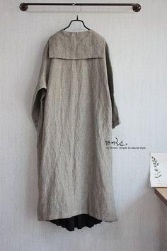 Blouse Models, Striped Linen, Simple Dresses, Dress Patterns, Trendy Outfits, Vintage Dresses, Girl Fashion, Kaftan, Couture