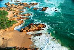 Kynsa Beach, South Africa