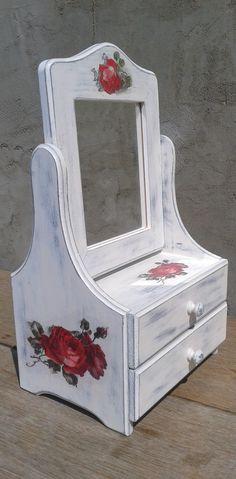 Dressing, hand made, rose, toaletka