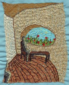 ♒ Enchanting Embroidery ♒ embroidered art - Michelle Kingdom
