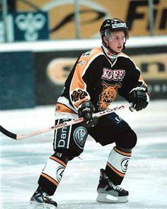 Kimmo Vaha-Ruohola Ilves Hockey Finland Player card hockey card