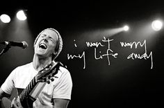 Jason Mraz - this guy, a couple times. His shows got full blown hippy though