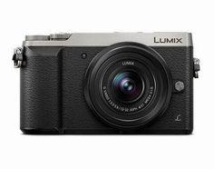 Panasonic DMC-GX85KS Lumix mirrorless digital camera with lens - silver LUMIX GX85 4K Mirrorless Interchangeable Lens Camera Kit