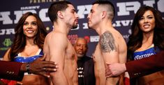 Garcia-Rios: Live coverage, 10 pm ET #allthebelts #boxing