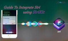 Step by Step Guide To Integrate Siri with Apps Leveraging SiriKit - Prismetric Siri, App Development, Ios App, Step Guide, Integrity, Apps, Iphone, App