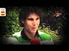Short interview via the Spanish Olympics Committee