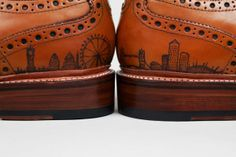 Henry Hate Tattoo's Oliver Sweeney shoes
