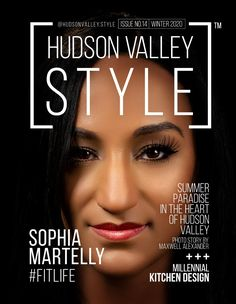 #FitLife #CoverStory | Interview with Fitness Trainer Sophia Martelly | | Hudson Valley Style Magazine