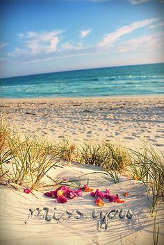 Beach I miss you!