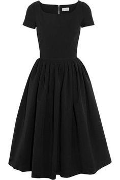 Everly stretch-crepe dress.