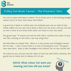 Fit Brains Brain Teasers - Riddles, Puzzles, Logic Questions