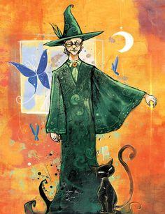 Profe Macgonagall by ciclomono on deviantART