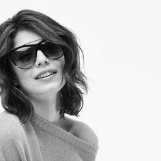 Alessandra Mastronardi per #VisionaryElegance, la nuova collezione di occhiali da sole firmata Trussardi Eyewear - Alessandra Mastronardi