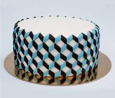 When You Hunger For Modern Design. Baked Goods Almost Too Beautiful To Eat.