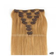 2Clip In Hair Extensions http://www.brazilianhair-extensions.co.uk/8pcs-full-head-clip-in-hair-extensions-100-human-remy-hair-color-27-honey-blonde-p-75/#.UfB4WKys_6Q