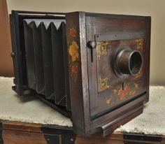 Antique 8x10 View Camera  Circa Pre 1880s  Photography  by DLDowns