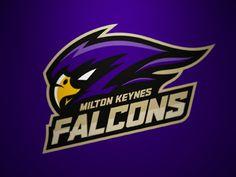 MK Falcons by Tortoiseshell Black