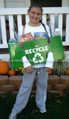 recycle costume ideas boy - Google Search
