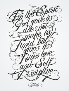 Typographic Artworks by Hernan Jacome