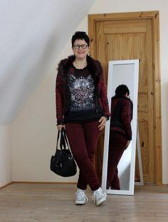 Biba Mode hatte ich bisher überhaupt nicht auf dem Plan. Bis ich nach Bremen kam.
