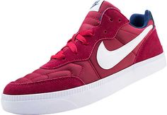 Nike Tiempo Trainer - Legacy Red with White...Find yours at SoccerPro.