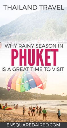 Visiting Phuket Rainy Season For The First Time Asia travel, thailand honeymoon top 10 itinerary, culture travel, southeast asia travel, thailand food photography, Phuket things to do in, phuket thailand, phuket itinerary, phuket patong beach, phuket ho-- Tanks that Get Around is an online store offering a selection of funny travel clothes for world explorers. Check out www.tanksthatgetaround.com for funny travel tank tops and more travel destination guides!