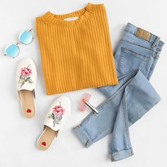 womens teen fashion looks amazing 96323 Spring Dresses Casual, Cute Casual Outfits, Stylish Outfits, Spring Outfits, Dress Casual, Teen Fashion, Fashion Outfits, Womens Fashion, Ootd Fashion
