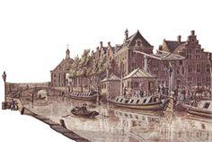 25. Trekvaart Haarlem-Leiden; blauwe ader van de Bollenstreek | Canon van Zuid-Holland | regiocanons.nl