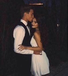 Elegant romance,  cute couple,  relationship goals, hug, cuddle, kisses, teen couple, prom, love, under the sky