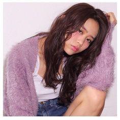 愛され髪色♡チョコレート×アッシュ・ピンク・ブラウン2016の画像 | 美人部