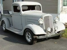 1936 chevy truck | 1929 pontiac pickup 1936 international c 4 1936 chevrolet pickup