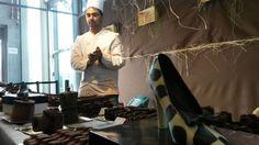 Salon du chocolat 2014 - le scarpe più golose del mondo