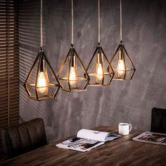 Bedroom Industrial Lamp Light Fixtures 47 Ideas For 2019 Rustic Light Fixtures, Rustic Lamps, Rustic Lighting, Cheap Lighting, Lighting Ideas, Hanging Lamp Design, Hanging Lamps, Wall Lamps, Wall Fixtures
