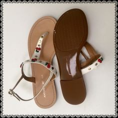 ANTONIO MELANI Sandals Size 8M Used just around the house. In perfect condition. ANTONIO MELANI Shoes Sandals