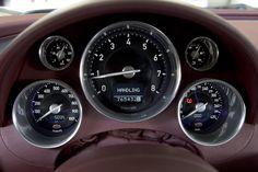 Bugatti Veyron Dashboard