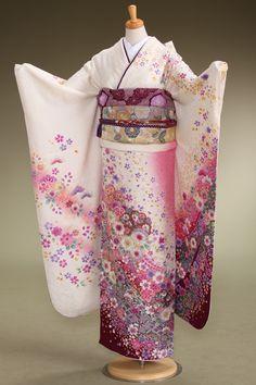 traditional kimono designs - Google Search