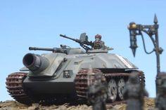 Citadel-Astra Militarum-Garde impériale-Chimère-Hull lasguns-bits 40K