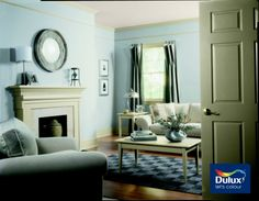 It's often thought that Grey is depressing, but with the right tone and colours, it can create a peaceful and calming space for one to relax in after a hectic day. Try Dulux All Carbon Grey AL 20810 for a dark and sophisticated look. #Duluxsg #Dulux #Duluxall #Grey #Colours #Livingroom