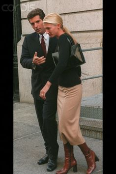carolyn bessette kennedy but the other Kennedy tho