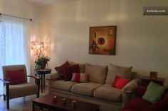 Lovely and spacious 2 bdrm condo in Scottsdale Perfect Place, Condo, Sofa, Vacation, Places, Furniture, Home Decor, Homemade Home Decor, Couch